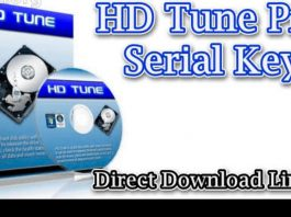 HD Tune Pro Download with Serial Key (2021 Latest) for Windows 10, 8, 7